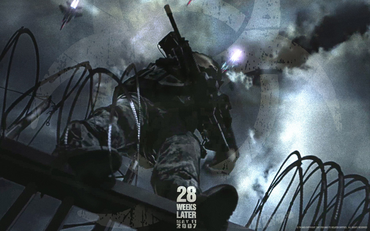 Obrázek Na Plochu PC Zdarma - 28 Týdnů Poté 01