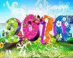 Obrázek - Pestrobarevný rok 2010