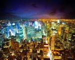 Obrázek - Město mnoha světel