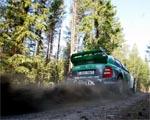 Obrázek - Škoda Fabia WRC testování ve Finsku
