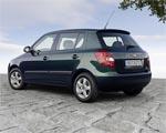 Obrázek - Škoda Fabia Greenline