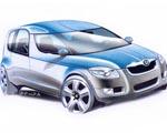Obrázek - Škoda Roomster design