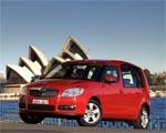 Obrázek - Škoda Roomster v Sydney
