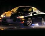 Obrázek - Starý Chevrolet Camaro