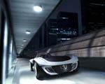 Obrázek - Peugeot Flux 2007 v pohybu