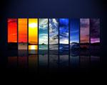 Obrázek - Spektrum celého nebe