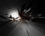 Obrázek - Tmavé abstraktní pozadí