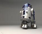 Obrázek - Celosvětově známý robot R2D2