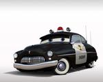 Obrázek - Sheriff z příběhu Auta