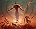 Obrázek - Abyssal Pán temnot