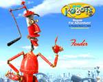 Obrázek - Fender z pohádky Roboti