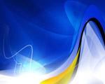 Obrázek - Modrá vlna