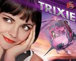 Obrázek - Krásná Trixie ve filmu Speed racer