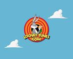 Obrázek - Oficiální logo Looney tunes s Bugs Bunnym