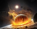 Obrázek - Dopad planet a jejich konec