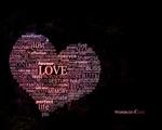 Obrázek - Slova lásky