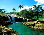 Obrázek - Vodopády El Nicho na Kubě