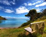 Obrázek - Lavička pro nedělní odpočinek