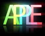 Obrázek - Diskotékový Apple