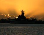 Obrázek - Námořní základna US v Pearl Harboru