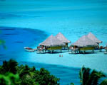 Obrázek - Bora Bora Francouzská polynesie