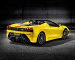 Obrázek - Ferrari Scuderia spider ze strany