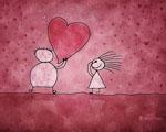 Obrázek - Srdce Valentýn
