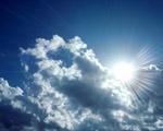 Obrázek - Pohled do krásné oblohy