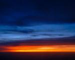 Obrázek - Západ slunce za atlantikem