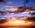 Obrázek - Nedotknutelné slunce za oceánem