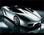 Obrázek - Lamborghini koncept S boční pohled