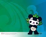Obrázek - Olympijské hry v Pekingu 2008 maskot Jing Jing