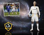 Obrázek - David Beckham LA Galaxy tým