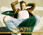 Obrázek - Heath Ledger ležící na silnici