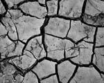 Obrázek - Suchá a popraskaná zem