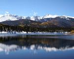 Obrázek - Crystal Lake v Coloradu USA