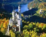 Obrázek - Neuschwanstein pohádkový zámek Německo