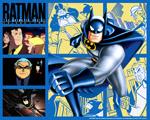 Obrázek - Komiksová postava Batman