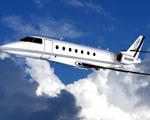 Obrázek - Dopravní tryskové letadlo zvané Gulfstream