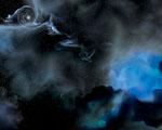 Obrázek - Takzvaný černý vesmír