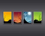 Obrázek - Změna ročních období
