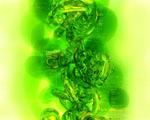 Obrázek - Umění 3D zobrazené v abstrakci