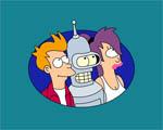 Obrázek - Velice oblíbený kreslený seriál Futurama