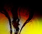 Obrázek - Tornáda v abstrakci
