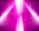 Obrázek - Růžové záblesky na pozadí