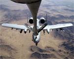 Obrázek - A-10 Thunderbolt-II tankujici za letu