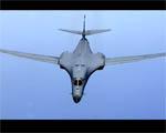 Obrázek - Bombardér B-1 Lancer prelet