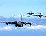 Obrázek - C-17 cvičný nálet