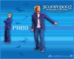 Obrázek - Fred z pohádky Scooby Doo