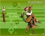 Obrázek - Shaggy a Scooby nerozlučná dvojka